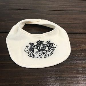 ✨ Juicy Couture Baby Bib ✨